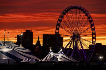 Québec se donne l'option d'acheter le Cirque du Soleil)
