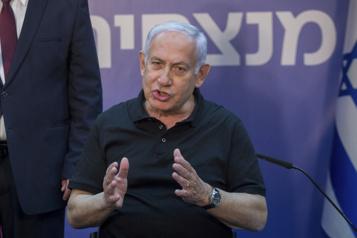 Israël Nétanyahou décide la construction de 800logements dans des colonies)