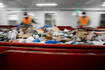 Autre coup dur pour l'industrie du recyclage