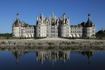 Le château de Chambord rouvre en catimini)