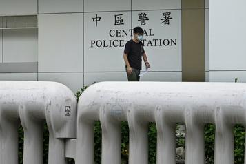 Hong Kong Joshua Wong arrêté pour «rassemblement illégal» lors de manifestations en 2019)