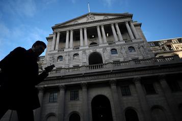 La Banque d'Angleterre joue de prudence avant le Brexit