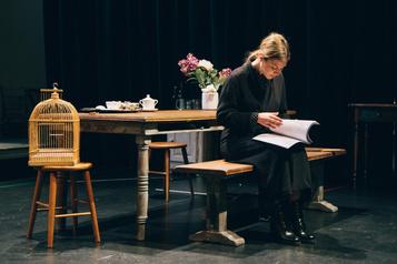 Annulation de la pièce MademoiselleJulie: Magalie Lépine-Blondeau vit «une peine d'amour»