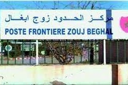 L'Algérie expulse des migrants marocains )
