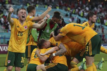 Euro Le Pays de Galles inflige une deuxième défaite à la Turquie)