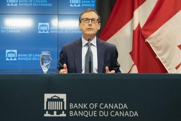 La Banque du Canada abaisse son taux hypothécaire de référence sur 5ans)