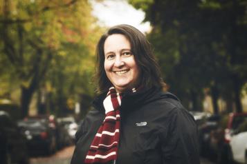 Notre équipe Isabelle Gonthier, journaliste au pupitre web  )