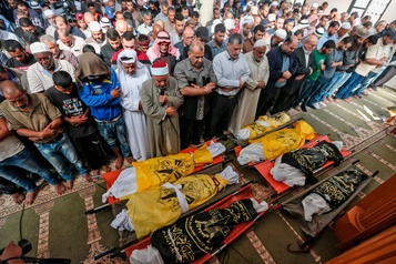 Huit membres d'une même famille tués dans une frappe israélienne