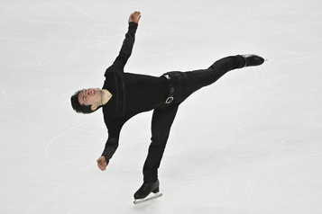 Les Internationaux Patinage Canada 2021 à Vancouver)