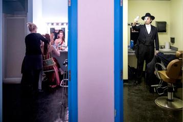Le fantôme de l'opéra: en coulisse avec le fantôme