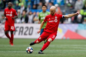 Toronto FC: Michael Bradley pourrait rater quatre mois