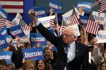 Les démocrates modérés s'inquiètent du succès de Bernie Sanders