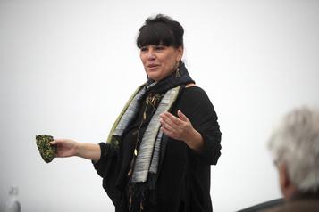 MBAM: Nathalie Bondil dit avoir été congédiée parce qu'elle «picosse»)