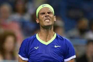 Nadal éliminé en huitième de finale à Washington)