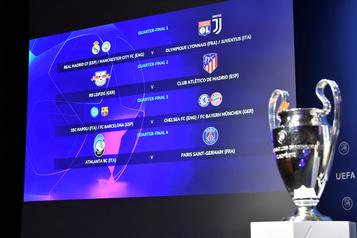 Ligue des Champions: cinq anciens champions dans la même portion du tableau)