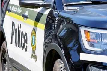 Quatre personnes blessées dans une collision en Estrie