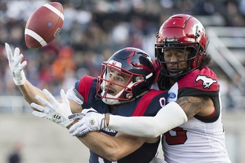 Les Alouettes s'inclinent 35-24 à Winnipeg