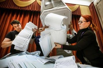 Législatives russes L'opposition crie à la fraude, le Kremlin se targue d'une super-majorité)