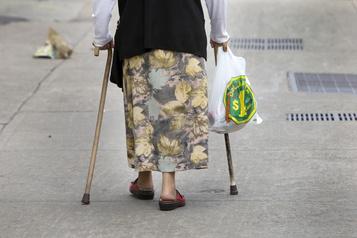 Étude de l'Observatoire québécois des inégalités Un portrait sombre de la situation des personnes âgées)