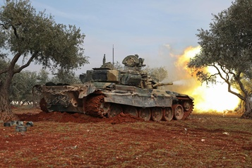 Syrie: à l'ONU, Moscou et Pékin bloquent une déclaration réclamant une trêve