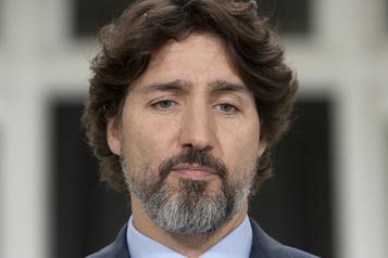 Agissements de Trump: un silence lourd de sens de Trudeau)