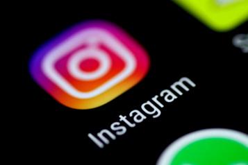 États-Unis Levée de boucliers des États contre une version d'Instagram pour enfants)