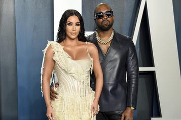 Kim Kardashian évoque la bipolarité de Kanye West)
