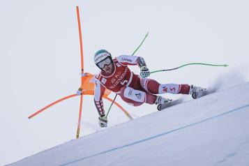 Ski alpin Vincent Kriechmayr remporte le super-G de Kitzbühel)