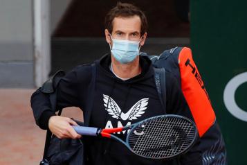 Andy Murray déclaré positif à la COVID-19)