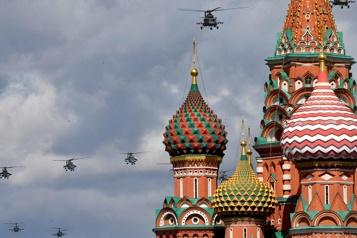 Moscou expulse un diplomate roumain en représailles)
