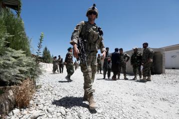 Offensive des talibans Les États-Unis pourraient ralentir le retrait d'Afghanistan)
