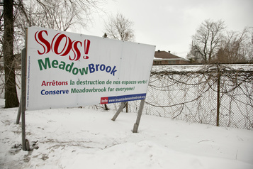 Saga du golf Meadowbrook: victoire pour Montréal, poursuivi pour 44 millions)