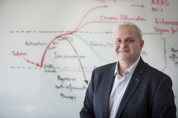 Sciences de la vie  COVID-19: le Québec contre-attaque)