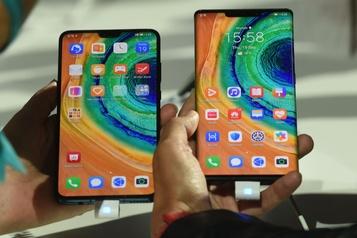 Huawei lance son premier téléphone «zéro Google» après les sanctions américaines