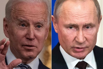 Biden veut toujours un sommet avec Poutine)