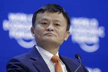 Jack Ma perd sa couronne d'homme le plus riche de Chine)