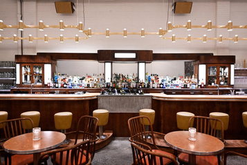 Taverne Atlantic: une adresse pour se réchauffer dans le Mile-Ex