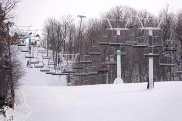 Cinq stations de ski déjà ouvertes