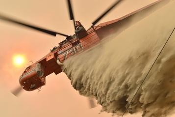 Incendies: l'Australie en alerte avec le retour de la chaleur