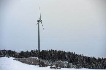 Recours rejeté contre un parc éolien