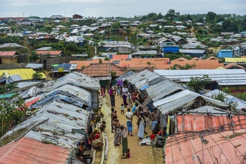 Le Bangladesh prêt à rapatrier 3500 Rohingya en Birmanie