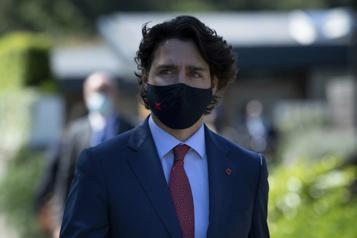 Justin Trudeau félicite le nouveau premier ministre israélien)