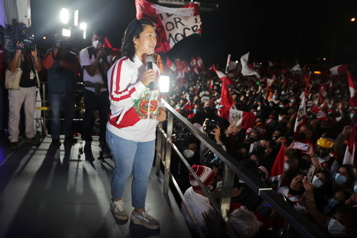 Présidentielle au Pérou Fujimori dénonce de nouveau des fraudes)