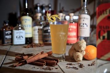 Cocktails Le grog, source de chaleur festive! )