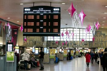Cominar: le point sur la gare Centrale d'ici la fin mars