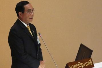 Thaïlande L'opposition appelle à la démission du premier ministre)
