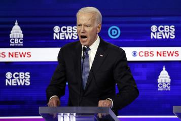 Joe Biden à l'heure du quitte ou double pour la Maison-Blanche
