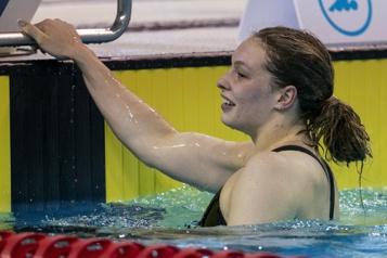 Penny Oleksiak en tête après les essais canadiens au 100m libre)