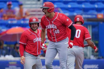 Baseball masculin L'équipe canadienne ne réussit pas à se qualifier pour Tokyo)
