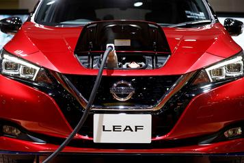 Nissan prévoit de collaborer avec un fabricant chinois de batteries)